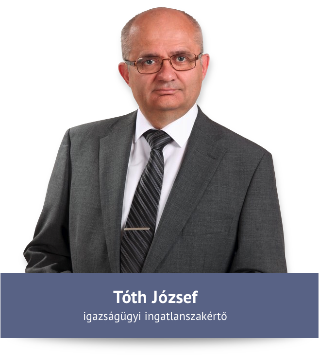Tóth József igazságügyi szakértő